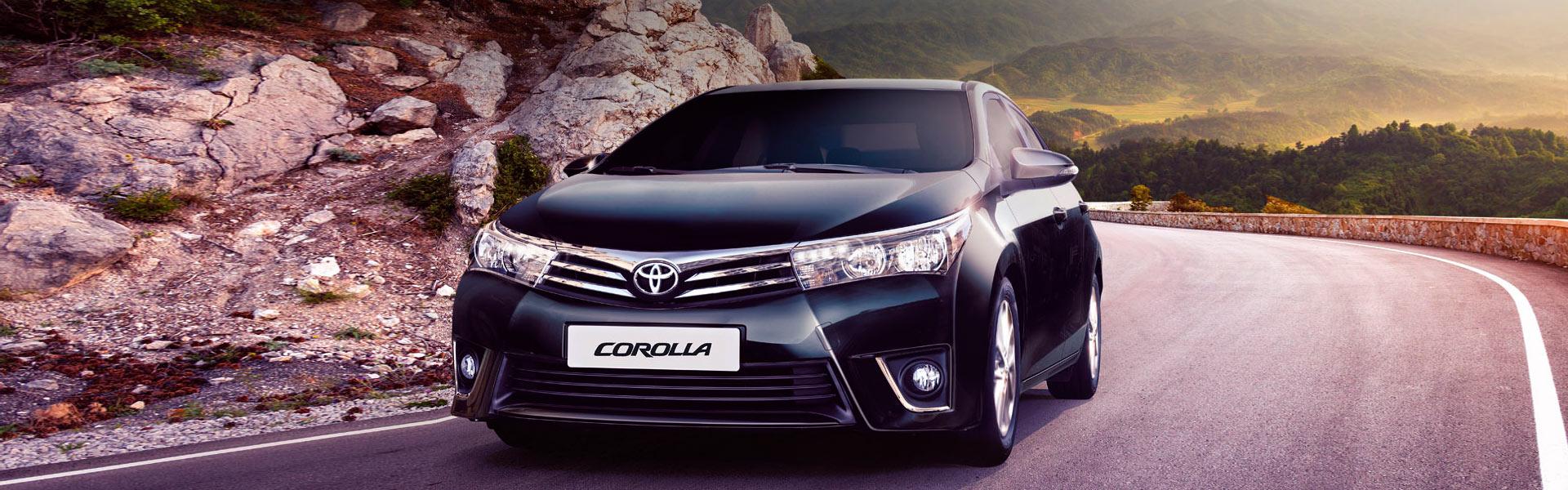 Пружины на Toyota Corolla